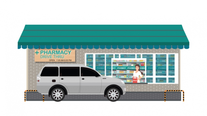Picking Up Prescriptions